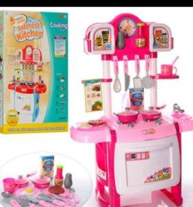 Игровая детская кухня