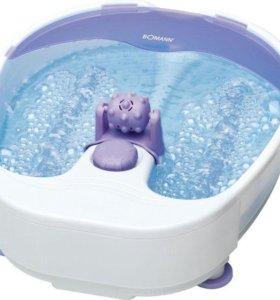 Ванночка для ног bomann fm 800 cb