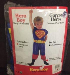 Костюм карнавальный для мальчика.