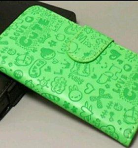 Чехол книжка Nokia X2