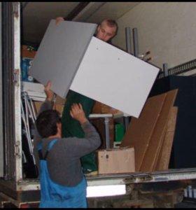 Квартирный переезд сборка мебели