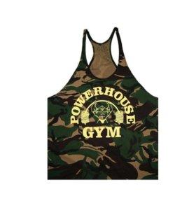 Майка power house gym