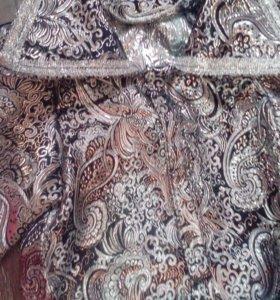 Шикарный новогодний костюм царевича