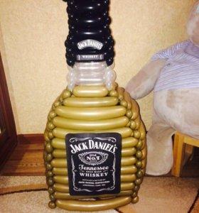 Виски из шариков