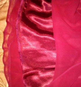 Корсет + юбка в пол
