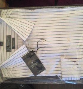 Рубашка Henderson с длинным рукавом