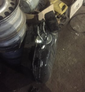 Бензобак на ваз 2107 с насосом