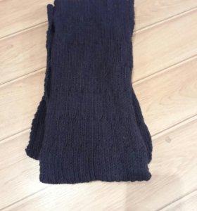 Просто тёплый кашемировый шарф
