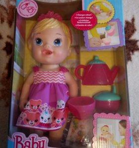 Кукла Baby Alive новая
