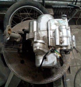 Двигатель 139fmb