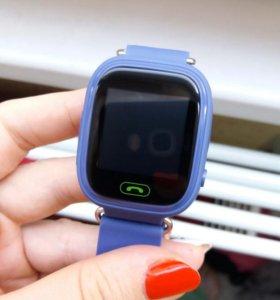 Новые детские часы Q90