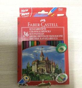 Карандаши Faber Castle