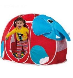 Calida дом+100 шаров, слоник, доставка