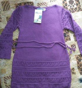 Новое платье 110 рост