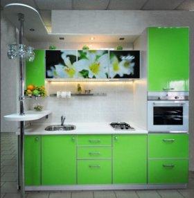 Кухня - выставочный образец
