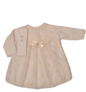 Нарядное платье для малышки