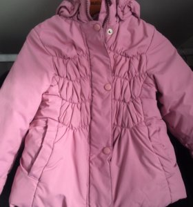 Осень/весна куртка на девочку