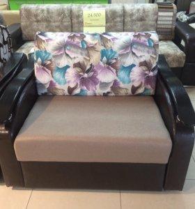 Мини-диван с 3D рисунком🌺