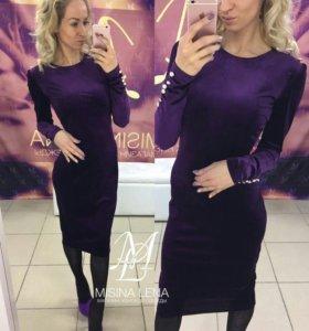 Новое стильное платье 46-48