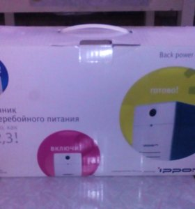 ИБП Ippon Back Power Pro 600 19095
