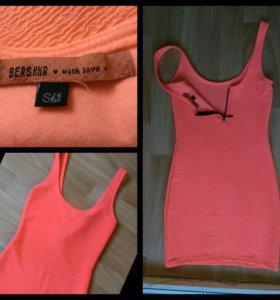 Платье  р.  42 Bershka новое