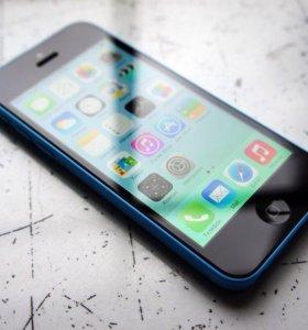 iPhone 5c 16GB обменяю на двухсимкартный Sony