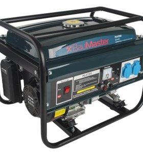 Генератор бензиновый Baumaster PG-8720X, 2.1 кВт.