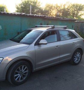 Багажник на крышу Audi Q3 Q5 Q7