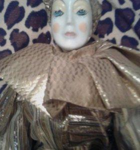 Фарфоровые куклы 50 см
