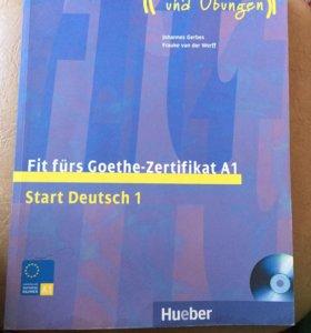 Немецкий язык , подготовка к экзамену А1