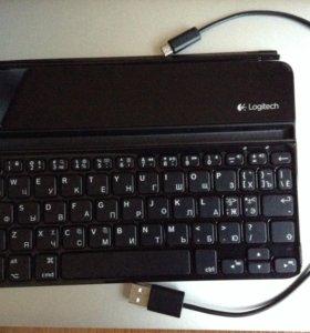 Чехол и клавиатура для iPad-mini