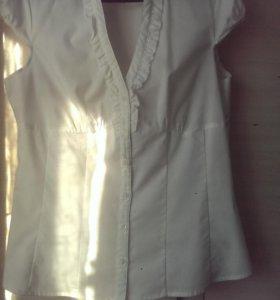 Новая блузка р46-48