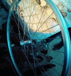 Заднее колесо