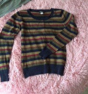 Кофта свитер тёплый