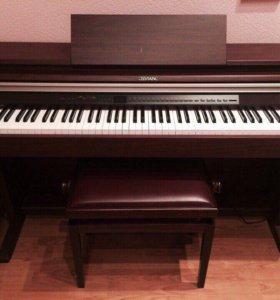 Электронное Фортепиано + банкетка уместен торг