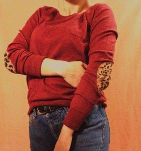 Пуловер лонгслив