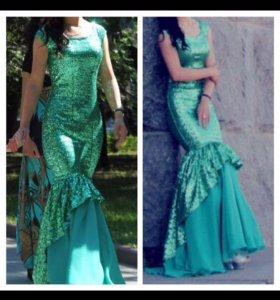 Платье-рыбка
