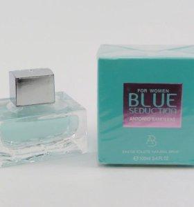 Antonio Banderas - Blue Seduction for her - 100 ml