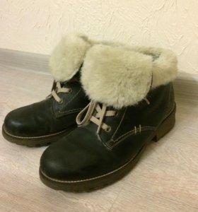 Ботинки Rieker зимние