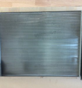 Радиаторы охлаждения и кондиционера рено