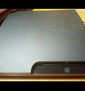Продам sony PlayStation 3+ 10 игр
