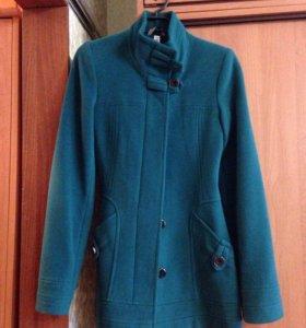 Драповое пальто