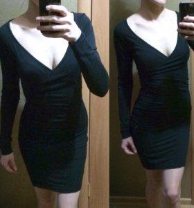 Трикотажное платье motivi