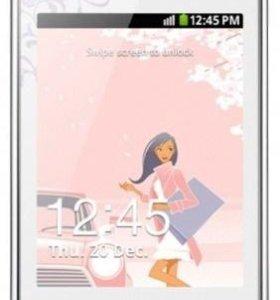 Продаю Смартфон Samsung S5360 Galaxy Y La Fleur В