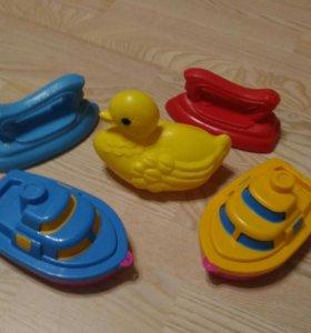 Игрушки для малышей 5шт