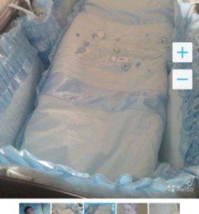 Комплект для детский кроватка