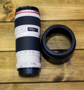 Canon EF 70- 200mm f/4L USM