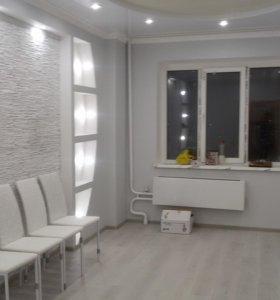 качественный ремонт квартир под ключ и по факту