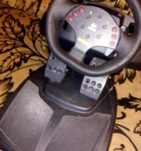 Руль компьютерный