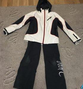 Куртка зимняя спортивная + брюки Volki